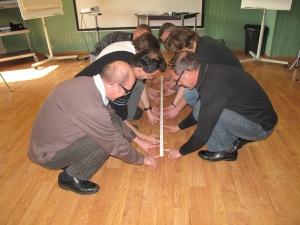 Coaching equipe et helium stick